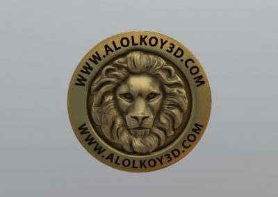 Lion Coin