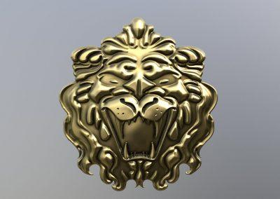 Lion Relief