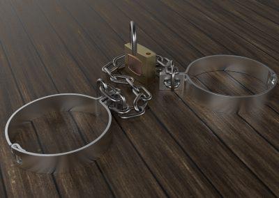 lock chains.156